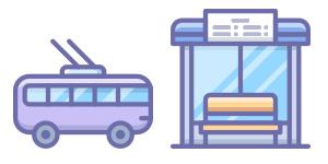 les objets trouves Chamonix Bus