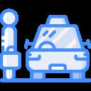 objets perdus dans un taxi