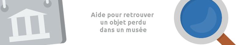 aide pour le musée