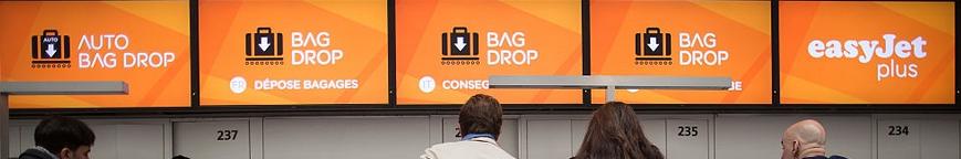 bagages easyjet