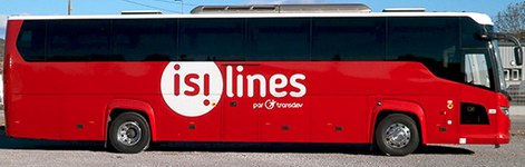 bus isilines