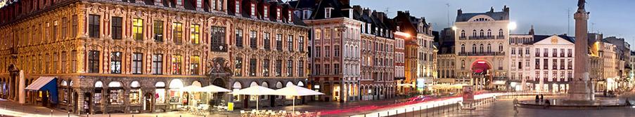 Objet perdu à Lille