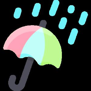 Parapluie perdu, ou le chercher